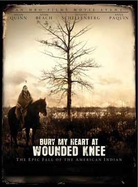 Bury My Heart at Wounded Knee - 27 x 40 Movie Poster - Style F