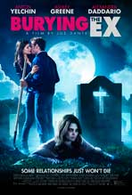 """Burying The Ex"" Movie Poster"