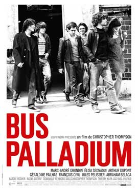 Bus Palladium - 27 x 40 Movie Poster - French Style A