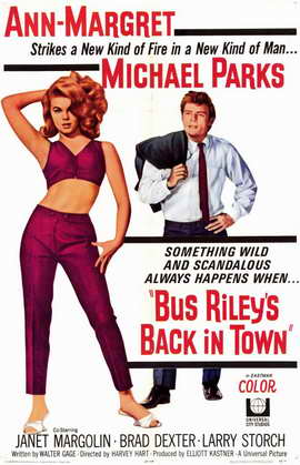 Bus Riley's Back in Town - 11 x 17 Movie Poster - Style A