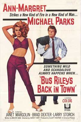 Bus Riley's Back in Town - 27 x 40 Movie Poster - Style A