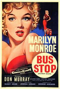 Bus Stop - 11 x 17 Poster - Foreign - Style A