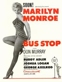 Bus Stop - 11 x 14 Movie Poster - Style A