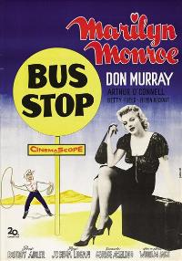 Bus Stop - 27 x 40 Movie Poster - Style A