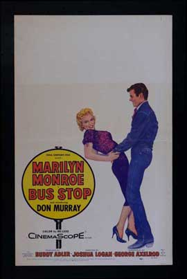 Bus Stop - 27 x 40 Movie Poster - Style B