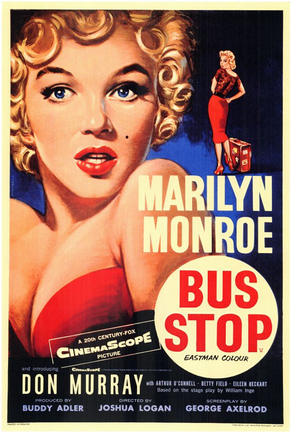 bus stop movie posters from movie poster shop