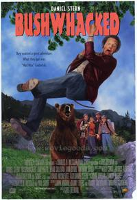 Bushwhacked - 27 x 40 Movie Poster - Style B