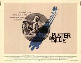 Buster and Billie - 11 x 14 Movie Poster - Style A