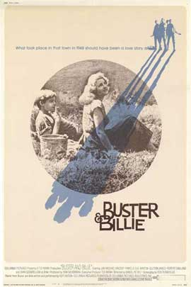 Buster and Billie - 27 x 40 Movie Poster - Style A