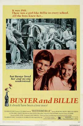 Buster and Billie - 11 x 17 Movie Poster - Style B
