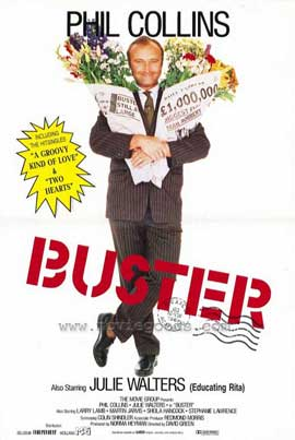 Buster - 11 x 17 Movie Poster - Belgian Style A