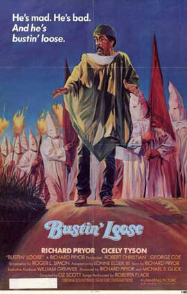 Bustin' Loose - 11 x 17 Movie Poster - Style A