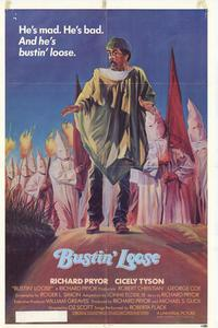 Bustin' Loose - 43 x 62 Movie Poster - Bus Shelter Style A