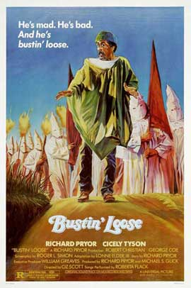 Bustin' Loose - 27 x 40 Movie Poster - Style B