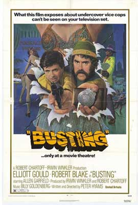 Busting - 11 x 17 Movie Poster - Style A