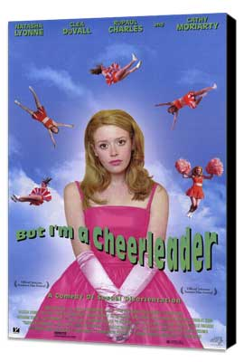 But I'm a Cheerleader - 11 x 17 Movie Poster - Style A - Museum Wrapped Canvas