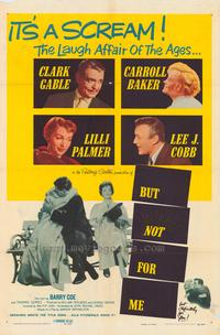 But Not for Me - 27 x 40 Movie Poster - Style A