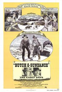 Butch and Sundance: The Early Days - 27 x 40 Movie Poster - Style A