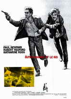 Butch Cassidy and the Sundance Kid - 11 x 17 Poster - Foreign - Style A