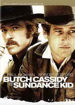 Butch Cassidy and the Sundance Kid - 11 x 17 Movie Poster - Style H