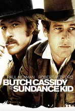 Butch Cassidy and the Sundance Kid - 27 x 40 Movie Poster - Style D