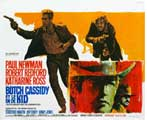 Butch Cassidy and the Sundance Kid - 11 x 17 Movie Poster - Belgian Style A