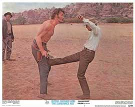 Butch Cassidy and the Sundance Kid - 11 x 14 Movie Poster - Style F