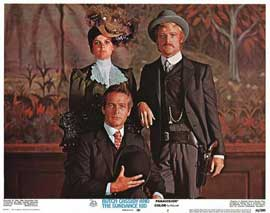 Butch Cassidy and the Sundance Kid - 11 x 14 Movie Poster - Style G