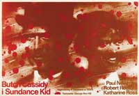 Butch Cassidy and the Sundance Kid - 43 x 62 Movie Poster - Bus Shelter Style D