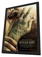 Butcher Boys - 11 x 17 Movie Poster - Style A - in Deluxe Wood Frame