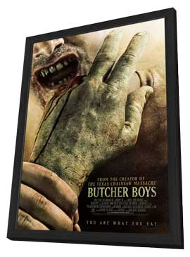 Butcher Boys - 27 x 40 Movie Poster - Style A - in Deluxe Wood Frame
