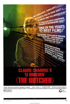 The Butcher - 11 x 17 Movie Poster - Style A