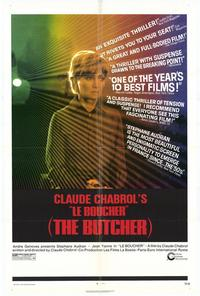 The Butcher - 27 x 40 Movie Poster - Style A