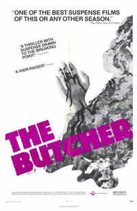 The Butcher - 27 x 40 Movie Poster - Style B