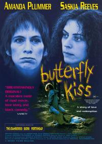 Butterfly Kiss - 11 x 17 Movie Poster - Style B