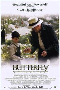 Butterfly - 27 x 40 Movie Poster - Style A