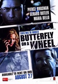 Butterfly on a Wheel - 27 x 40 Movie Poster - Style A