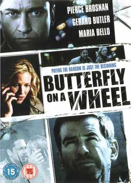 Butterfly on a Wheel - 27 x 40 Movie Poster - UK Style A