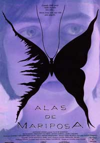 Butterfly Wings - 11 x 17 Movie Poster - Spanish Style A