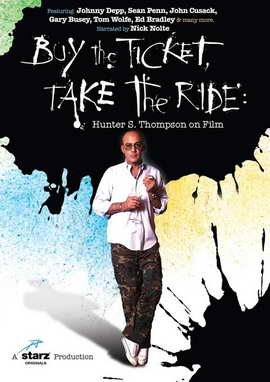 Buy the Ticket, Take the Ride - 11 x 17 Movie Poster - Style A