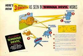 Bwana Devil - 27 x 40 Movie Poster - Style A