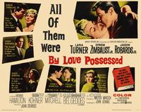 By Love Possessed - 22 x 28 Movie Poster - Half Sheet Style A
