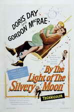 By the Light of the Silvery Moon - 27 x 40 Movie Poster - Style B