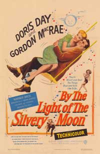 By the Light of the Silvery Moon - 43 x 62 Movie Poster - Bus Shelter Style A