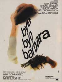 Bye bye, Barbara - 11 x 17 Movie Poster - French Style A