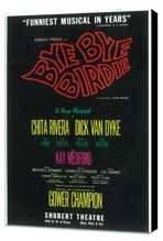 Bye Bye Birdie (Broadway) - 11 x 17 Poster - Style A - Museum Wrapped Canvas