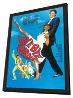 Bye Bye Birdie (Broadway) - 11 x 17 Poster - Style B - in Deluxe Wood Frame