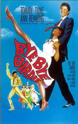 Bye Bye Birdie (Broadway) - 11 x 17 Poster - Style B