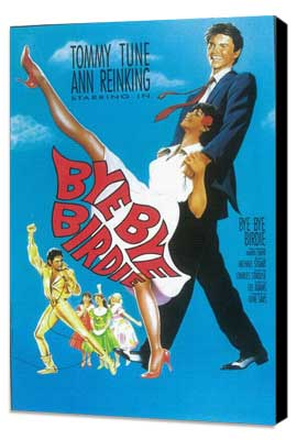 Bye Bye Birdie (Broadway) - 11 x 17 Poster - Style B - Museum Wrapped Canvas