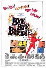 Bye, Bye, Birdie - 27 x 40 Movie Poster - Style A